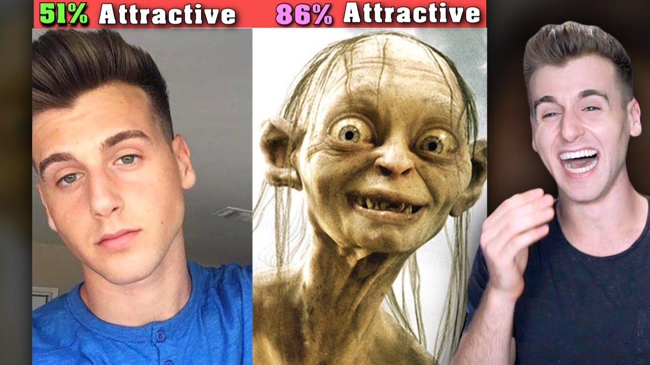 You find test who attractive Personality Test: