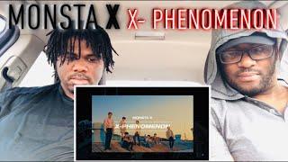 Gambar cover MONSTA X- X-Phenomenon (Official Music Video) REACTION!!!!