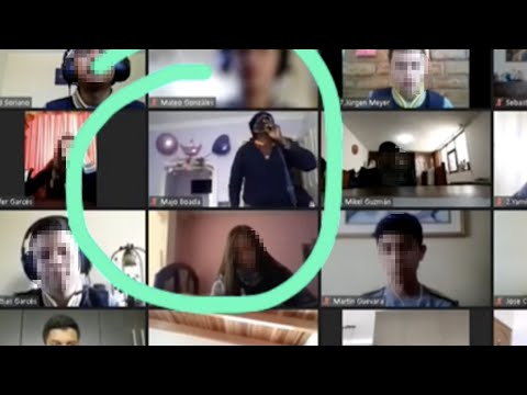 Estudiante recibía clases virtuales cuando sujetos entrar a robar a su casa en Ambato