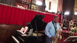 Chris Fleischer, Tenor Saxophone- You Are My Sunshine
