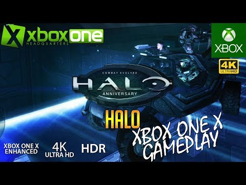 HALO The Master Chief Collection 4K HDR Update Out Now For