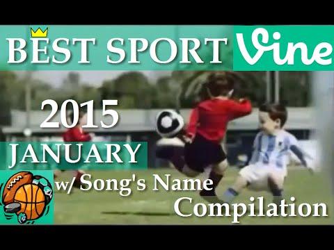 Best Sports Vines of January 2015 (Rewind)