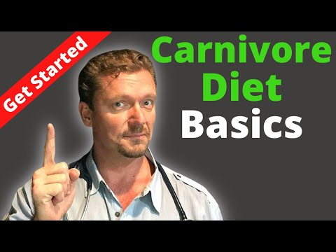 CARNIVORE Diet (Beginner&39;s Guide) All You Need  2021