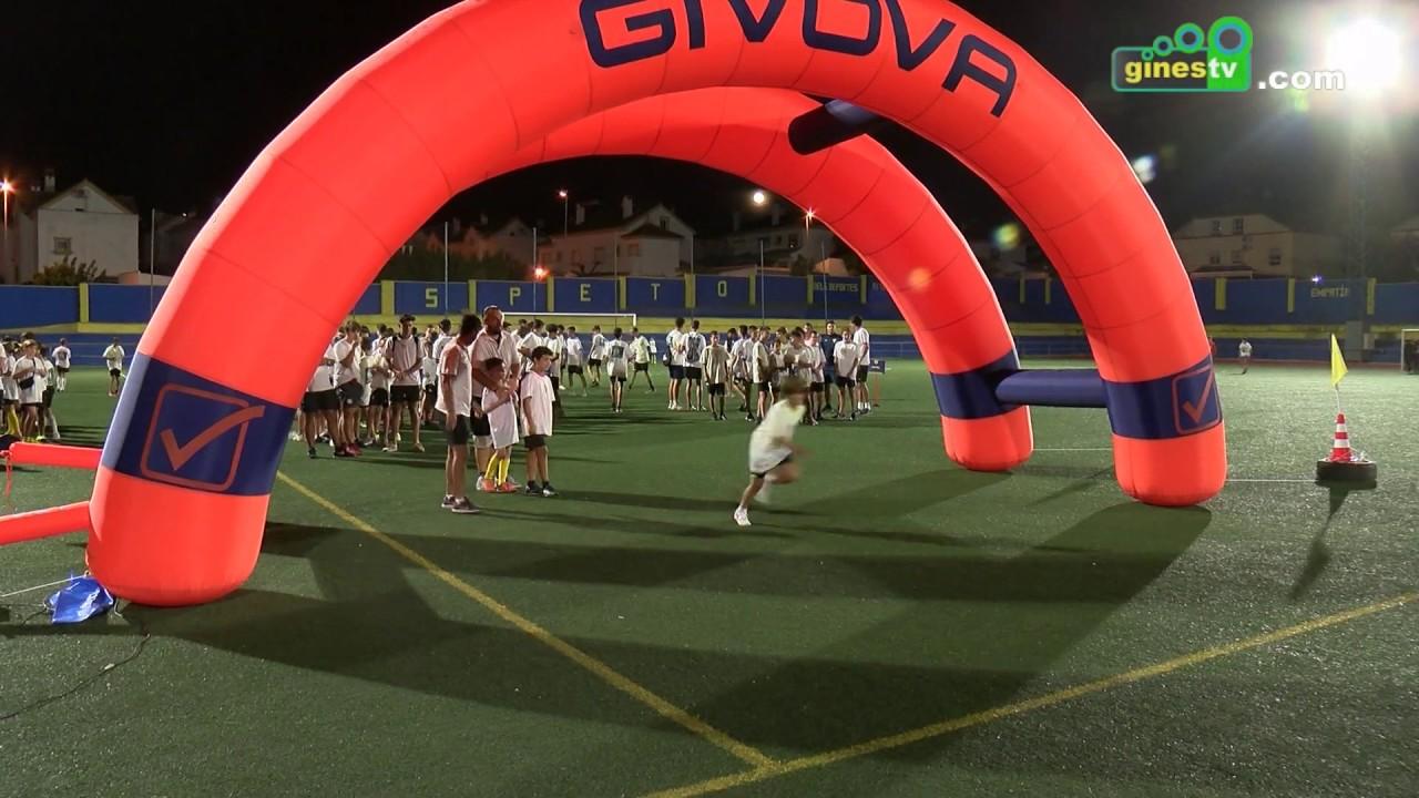 Presentación del Juventud Deportiva Gines 2019-2010 (COMPLETO)