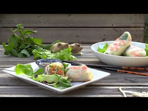 rouleaux-de-printemps-aux-crevettes---recette-minceur-par-chef-diététique