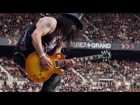 "Slash  "" Sweet Child o' mine """