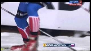 "Биатлон-2011 ""Девушки танцуют одни"""