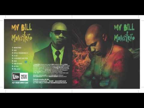 MV Bill - MONSTRÃO  CD COMPLETO