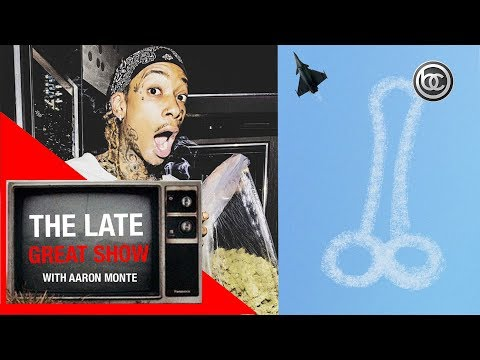 Wiz Khalifa on Lil Peep, Pilot Draws Dick In Sky & Smartphones Cause Depression