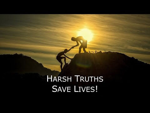 Proverbs 21:9-19 - Harsh Truths Save Lives!