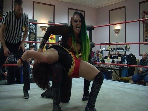 LPW - Anthony Stone & Natalia vs TNA's Havok & Brandon Webb 11.15.15