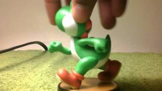 Super Smash Bros. Amiibo character: Yoshi Thumbnail