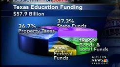 Texas education funding problem