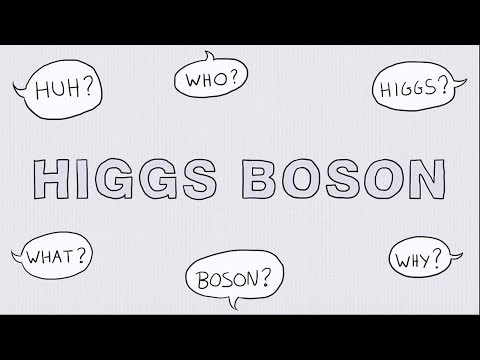 Higgs Boson  explained the easy way!