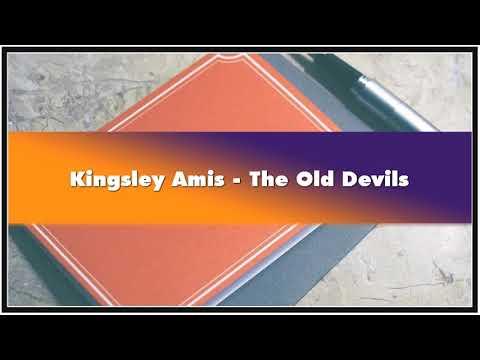 Kingsley Amis - The Old Devils Audiobook