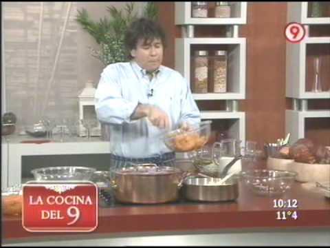 Sorrentinos De Calabaza Y Queso 2 De 4 Ariel Rodriguez Palacios Youtube