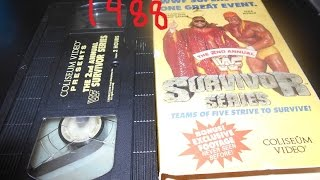 Download WWF Survivor Series Flashback 1987!!!!!! Youtube to