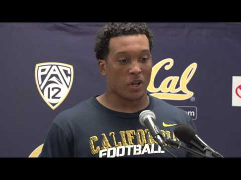 Cal Football: Hardy Nickerson post-game UCLA