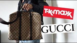 THEY HAD GUCCI AT TKMAXX????