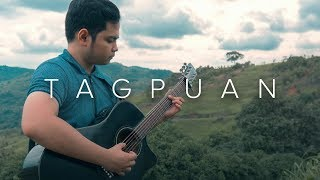 Tagpuan (Moira Dela Torre) - Fingerstyle Guitar Cover