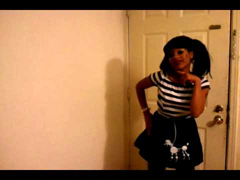 Mindless Behavior where is Mrs. Right  video(12yr old Chayla cover song