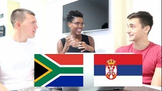 SERBIANS REACT TO SOUTH AFRICAN MUSIC, iGQOM!!!