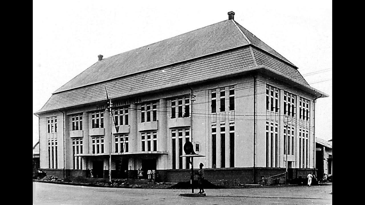 Menyusuri Sejarah Bandung Tempo Dulu
