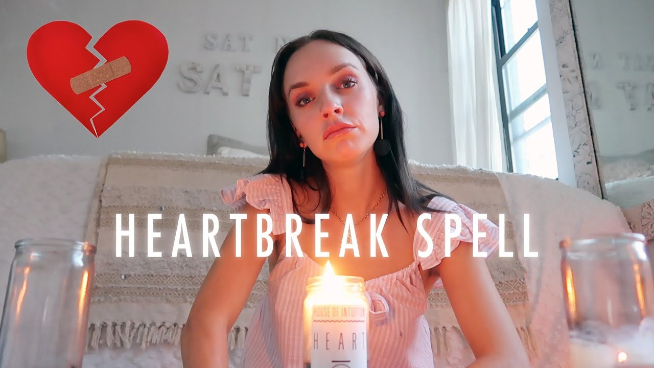 GET OVER A BREAKUP SPELL