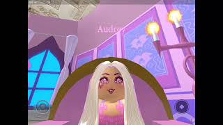 Queen of Mean cover in roblox!