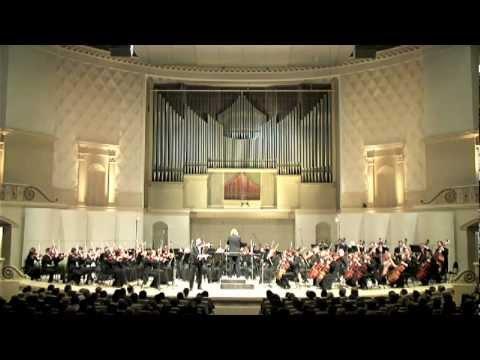 Beethoven Violin Concerto - Nikita Borisoglebsky mov 1
