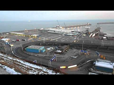 Dover Ferry Crossing