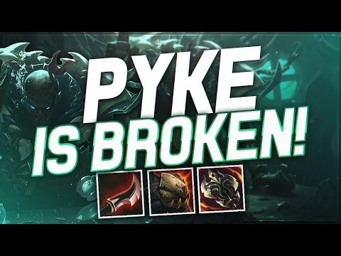 DYRUS | PYKE TOP IS BEST PYKE! - BROKEN CHAMPION BTW