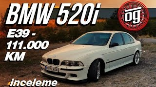 BMW E39 5.20 İnceleme Test
