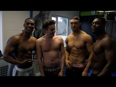 Getting a body builder workout | Tyger Takes On: The Perfect Body