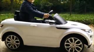 Купить электромобиль RASTAR RANGE ROVER EVOQUE на pushishki.ru(Небольшие, несуразные электромобили отходят на задний план и меркнут перед обновленными дизайнами, которы..., 2016-01-24T19:21:40.000Z)