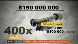 Следует ли Украине рассчитывать на военную помощь от США?