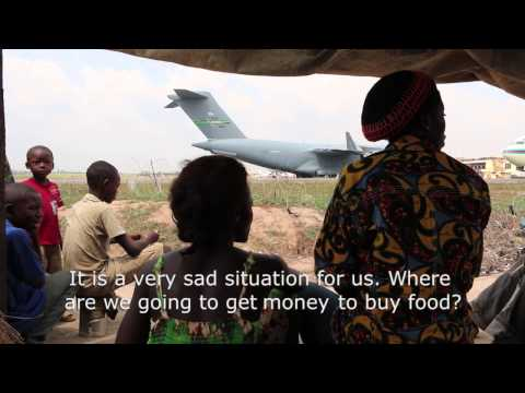 Central African Republic: Trucks Deliver Emergency Food Aid