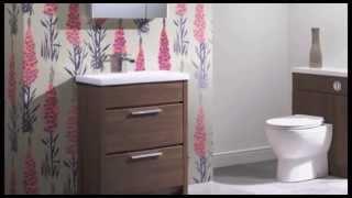 Kato Designer Freestanding Bathroom Furniture Collection