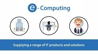 E-computing - I.T Solutions For Home and Business