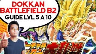 Guide DOKKAN BATTLEFIELD (beta2) : réussir niveau 5 à 10 thumbnail