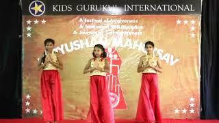Namokar Mantra Dance # Navkar Mantra # Paryushan Mahotsav