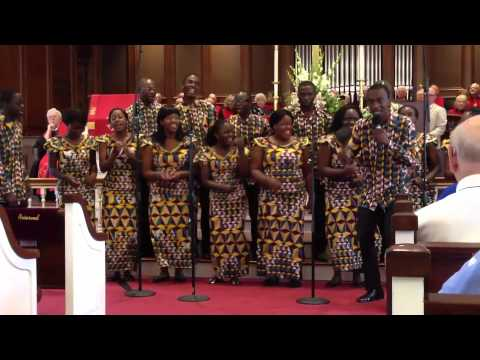 Africa University Choir 2015 At Belin Memorial UMC desktop