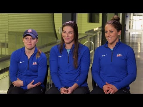 Team USA women's hockey is 'gold or bust' | espnW