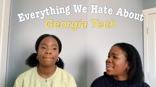 Everything we HATE about Georgia Tech