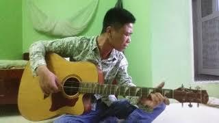 Guitar. Chia tay hoàng hôn