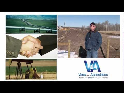 Vass and Associates Video For Oil Companies | Landowner Direct Representation | Landowner Advisor