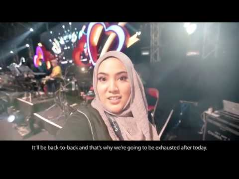[VLOG]: Shila Amzah Loving You Concert 2019 茜拉