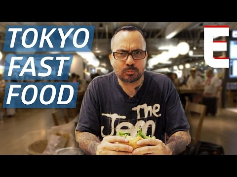 Is This Japanese Fast Food Burger Chain Better Than McDonalds? — The Meat Show