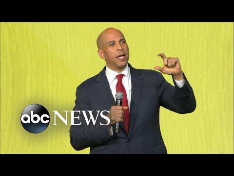Sen. Cory Booker Enters 2020 Presidential Race