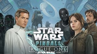 Pinball FX2: Star Wars Rogue One Table Gameplay